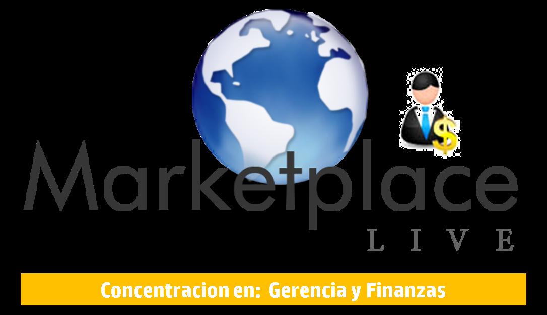 Marketplace Live (Concentración en Gerencia y Finanzas) Image